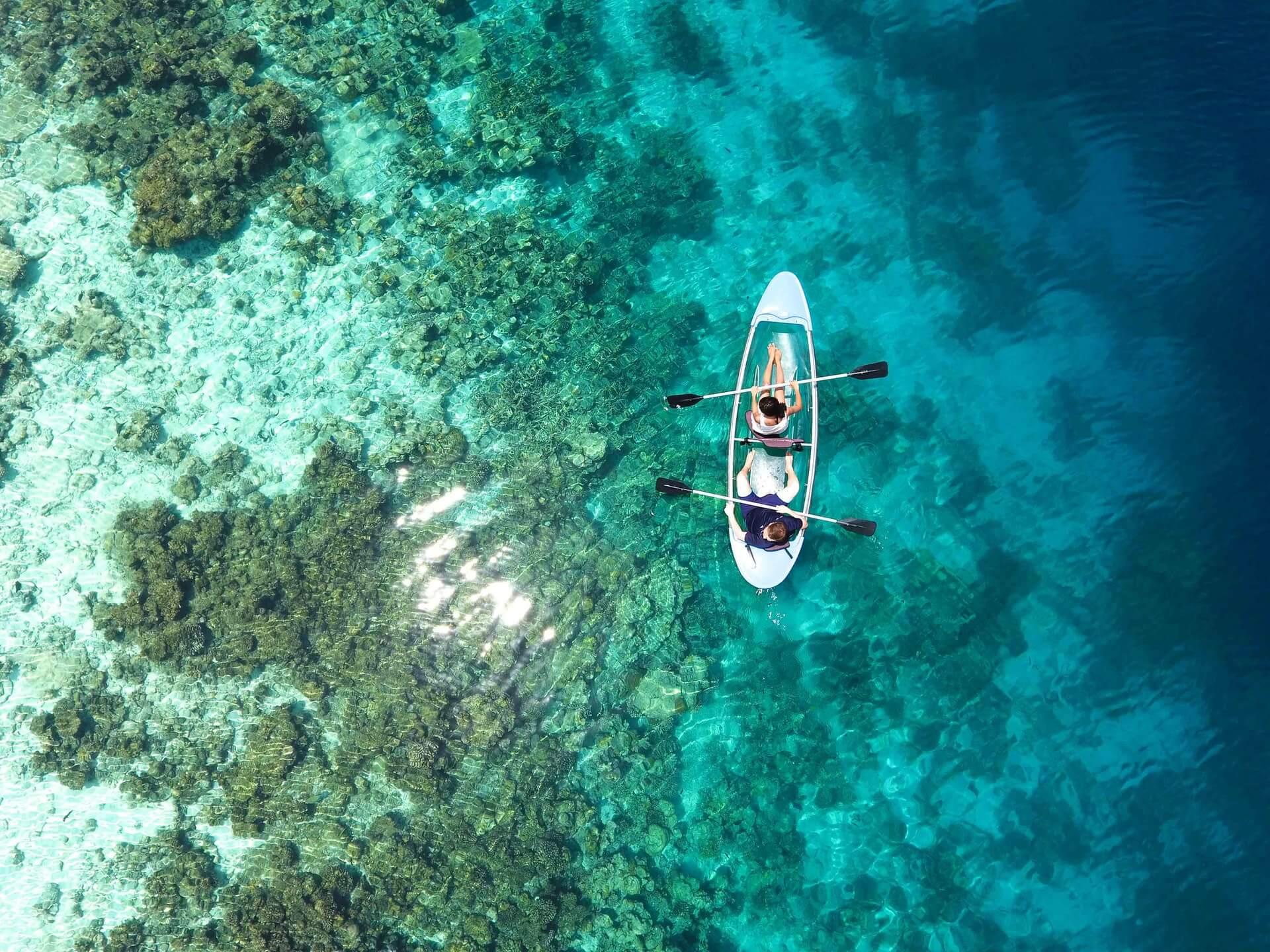 海洋環保友善防曬.珊瑚礁